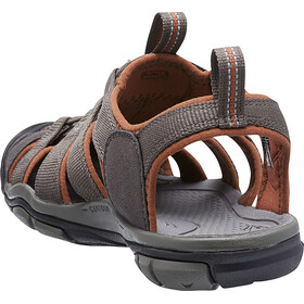 Keen Clearwater CNX Sandals Men Raven/Tortoise Shell